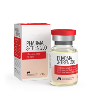 Acheter Mélange de trenbolone (Tri Tren): Pharma 3 Tren 200 Prix