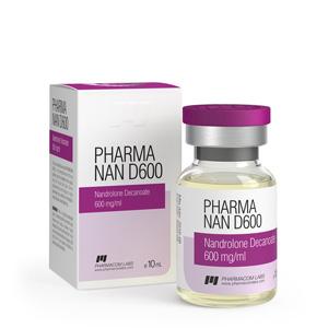 Acheter Décanoate de nandrolone (Deca): Pharma Nan D600 Prix