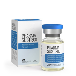 Acheter Sustanon 250 (mélange de testostérone): Pharma Sust 300 Prix