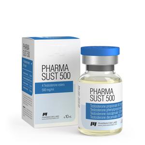 Acheter Sustanon 250 (mélange de testostérone): Pharma Sust 500 Prix