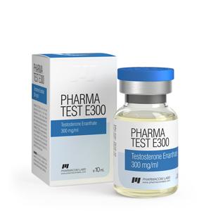 Acheter Énanthate de testostérone: Pharma Test E300 Prix