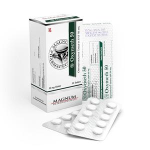 Acheter Oxymetholone (Anadrol): Magnum Oxymeth 50 Prix