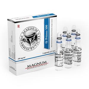 Acheter Énanthate de méthénolone (dépôt Primobolan): Magnum Primo 100 Prix