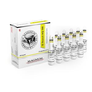 Acheter Injection de stanozolol (dépôt Winstrol): Magnum Stanol-AQ 100 Prix