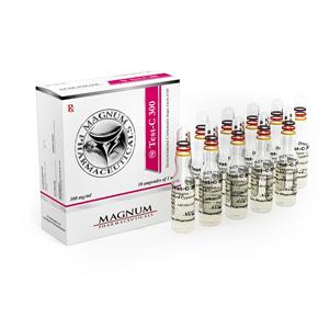 Acheter Cypionate de testostérone: Magnum Test-C 300 Prix