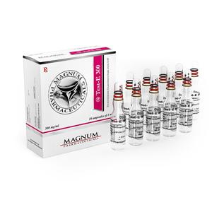 Acheter Énanthate de testostérone: Magnum Test-E 300 Prix