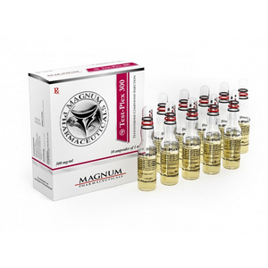 Acheter Sustanon 250 (mélange de testostérone): Magnum Test-Plex 300 Prix