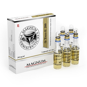 Acheter Trenbolone énanthate: Magnum Tren-E 200 Prix