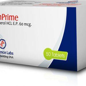 Acheter Chlorhydrate de clenbutérol (Clen): Klenprime 60 Prix
