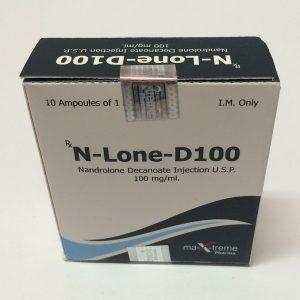 Acheter Décanoate de nandrolone (Deca): N-Lone-D 100 Prix