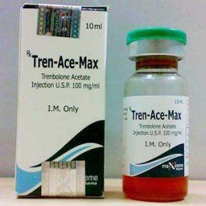 Acheter Acétate de trenbolone: Tren-Ace-Max vial Prix