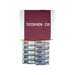 Acheter Énanthate de testostérone: Testoviron-250 Prix