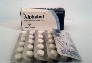 Acheter Methandienone oral (Dianabol): Alphabol Prix