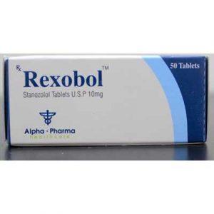 Acheter Stanozolol oral (Winstrol): Rexobol-10 Prix