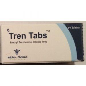 Acheter Methyltrienolone (Methyl trenbolone): Tren Tabs Prix