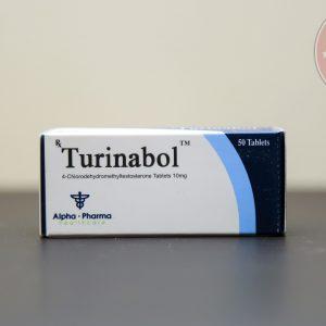 Acheter Turinabol (4-chlorodéshydrométhyltestostérone): Turinabol 10 Prix