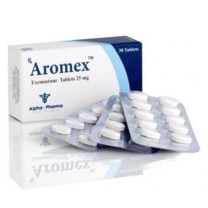 Acheter Exémestane (Aromasin): Aromex Prix