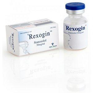 Acheter Injection de stanozolol (dépôt Winstrol): Rexogin (vial) Prix