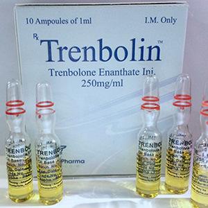 Acheter Trenbolone énanthate: Trenbolin (ampoules) Prix