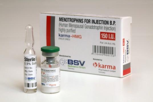 Acheter Hormone de croissance humaine (HGH): HMG 150IU (Humog 150) Prix