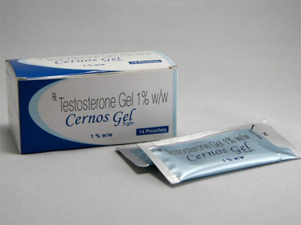 Acheter Suppléments de testostérone: Cernos Gel (Testogel) Prix