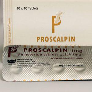 Acheter Finastéride (Propecia): Proscalpin Prix
