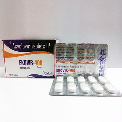 Acheter Acyclovir (Zovirax): Ekovir Prix