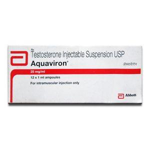 Acheter Suspension de testostérone: Aquaviron Prix
