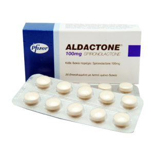 Acheter Aldactone (Spironolactone): Aldactone Prix