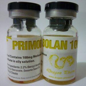 Acheter Énanthate de méthénolone (dépôt Primobolan): Primobolan 100 Prix