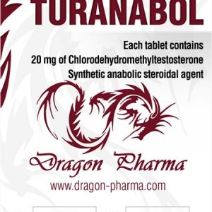 Acheter Turinabol (4-chlorodéshydrométhyltestostérone): Turanabol Prix