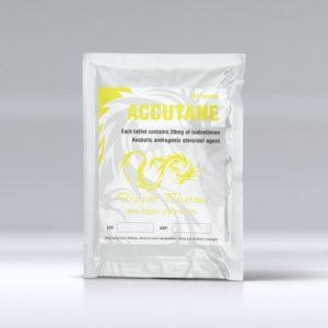 Acheter Isotrétinoïne (Accutane): ACCUTANE Prix